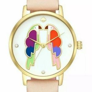Kate Spare Parrot 🦜 Watch Brand NEW NWT in Box